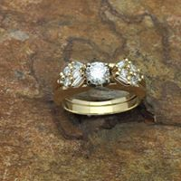 Northpointe Jewelers restored ring
